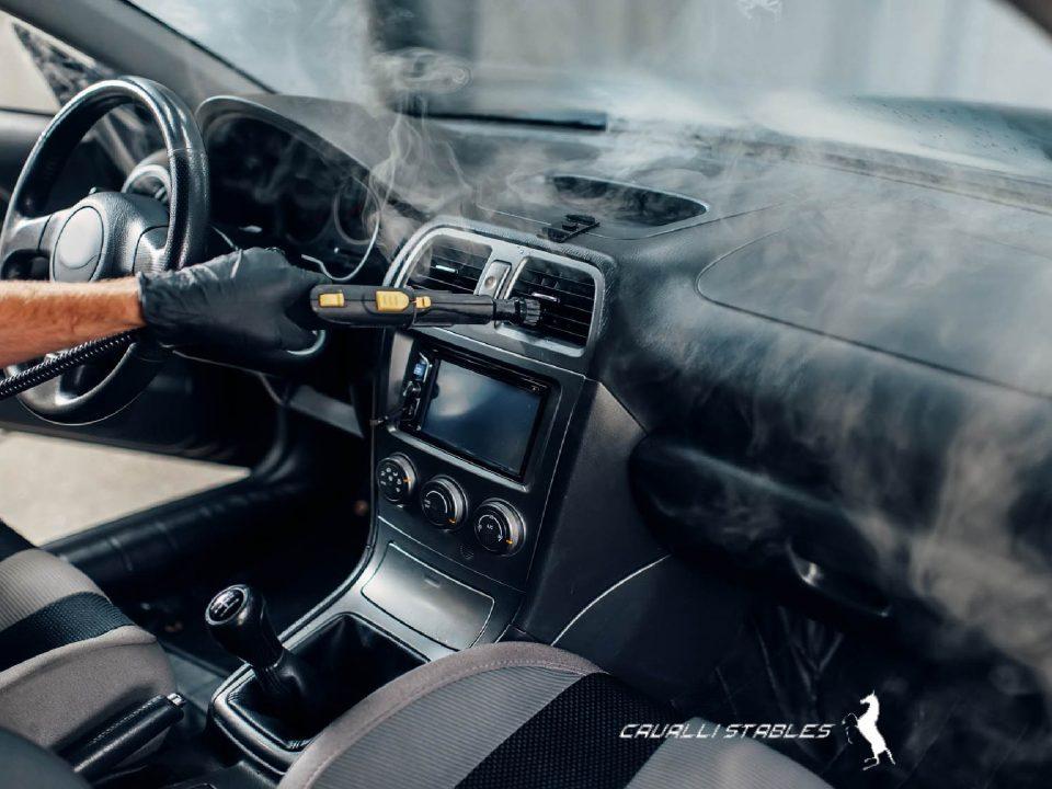 Luxury car detailing near me