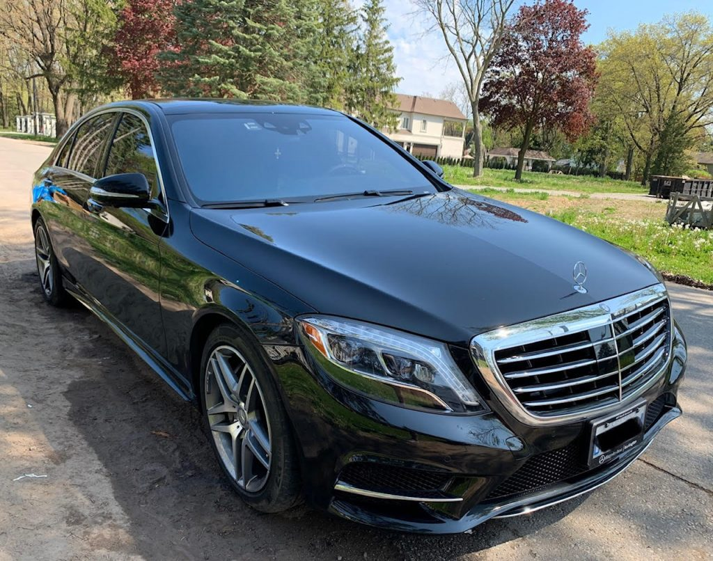 Cavalli Stables mercedes benz ceramic coating