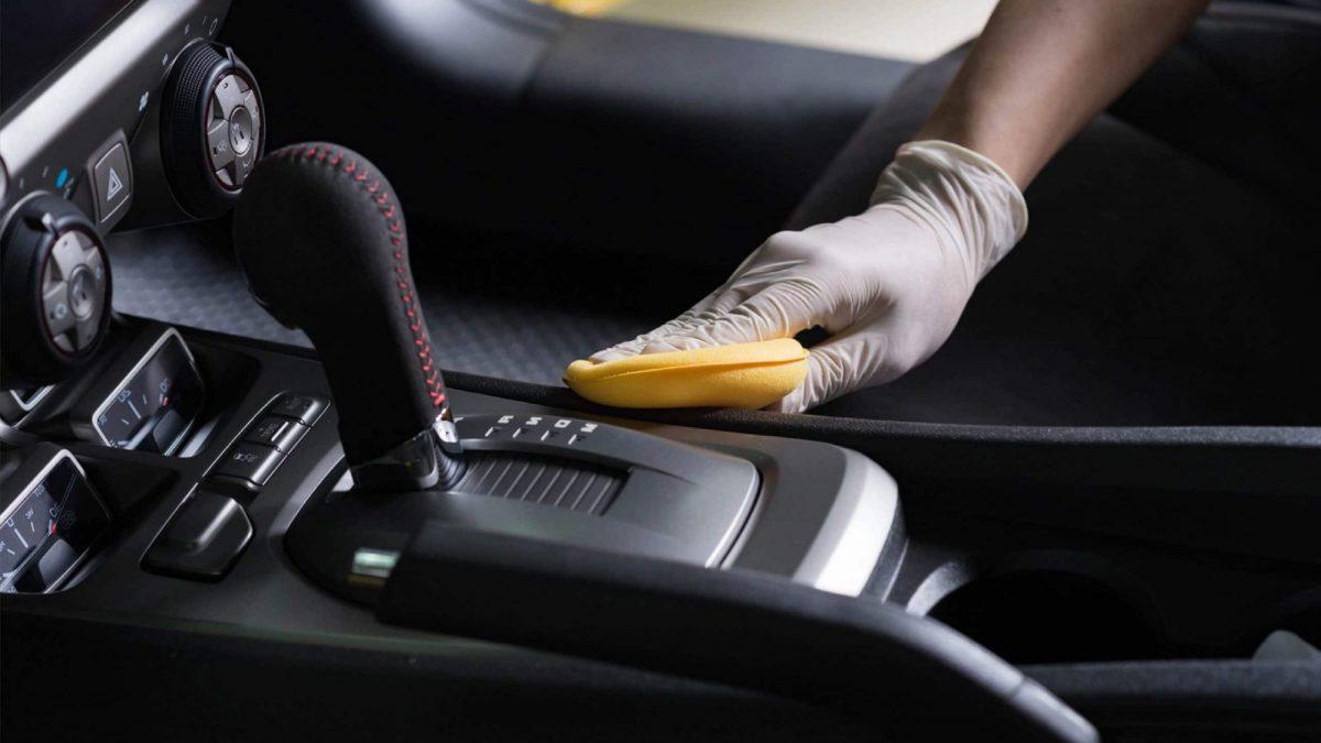 commercial auto detailing