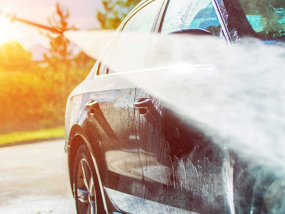Tips for Car Washing After a Ceramic Coating