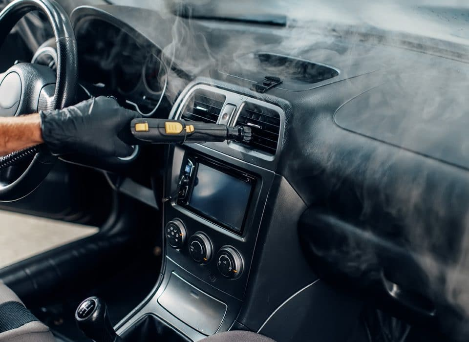 Steam Cleaning: Best Solution for Both Interior & Exterior?